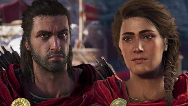 assassin's creed odyssey greek voice actors