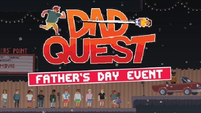 dad quest discount fathers day