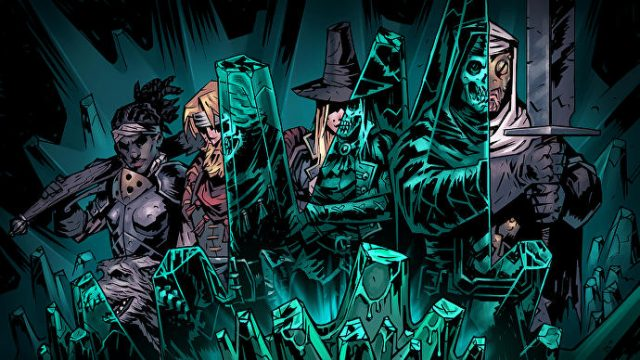 Low-End PCs darkest dungeon dlc the color of madness releases today