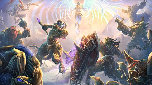 Heroes of the Storm Echoes of Alterac