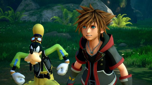 kingdom hearts 3 announced too early game director
