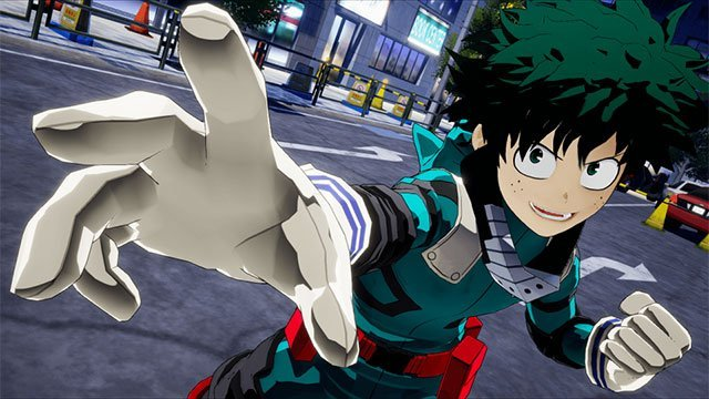 My Hero One's Justice Release Date
