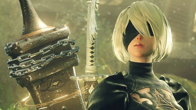 nier automata become as gods edition, scalebound, PlatinumGames