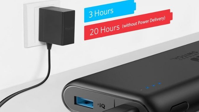 Nintendo Switch Portable Charger