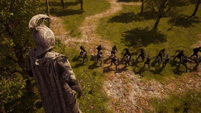 Battle for Middle Earth Mod Recreates the Classic in Unreal Engine 4