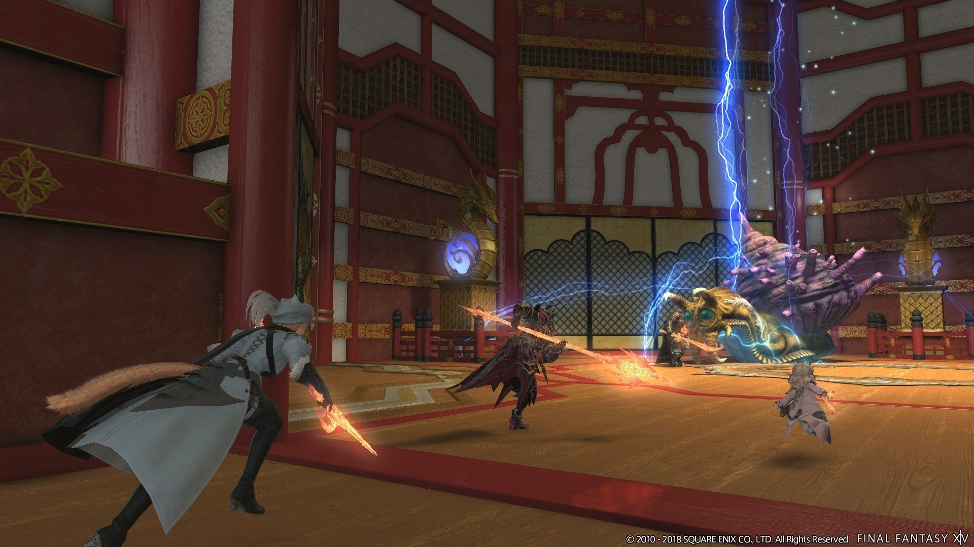 FFXIV Update 4 35 Patch Notes: Hildibrand, Heaven-on-High, and More
