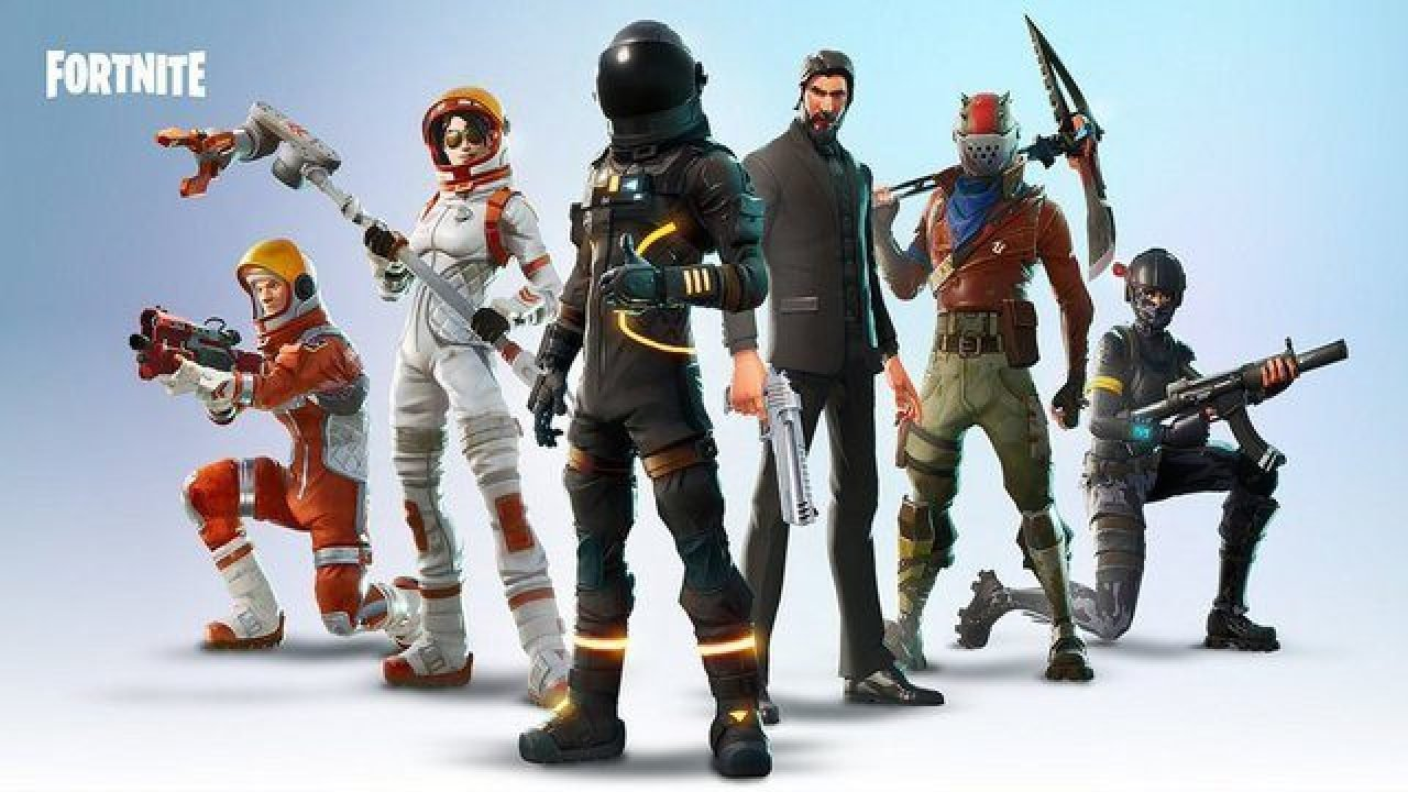 Fortnite Accounts For Sale Is Buying And Selling Accounts Safe Gamerevolution
