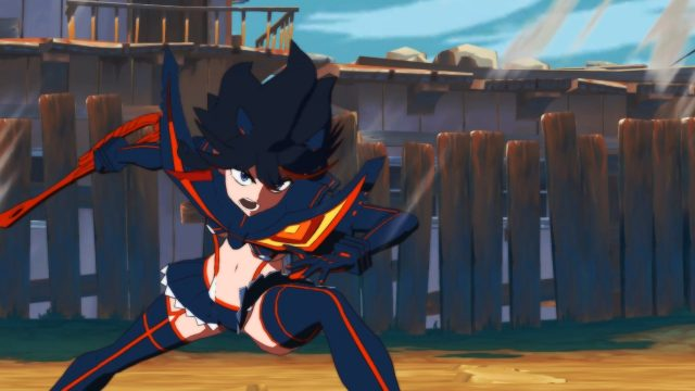 Kill la Kill the Game IF Release Date