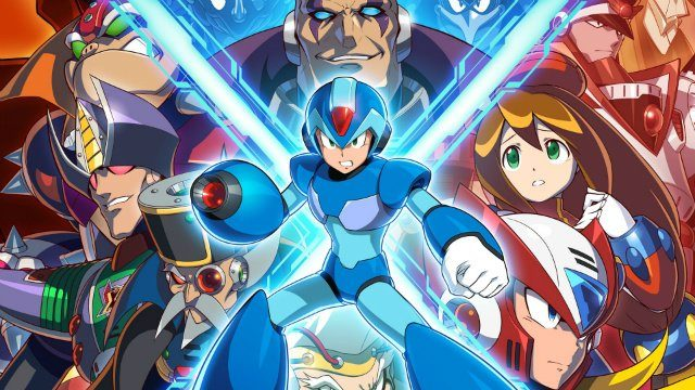 Mega Man X Legacy Collection Review, game anniversaries