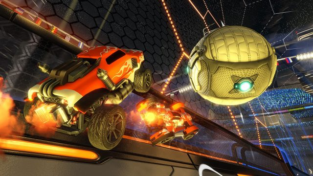 Rocket League coming to Xbox Game Pass