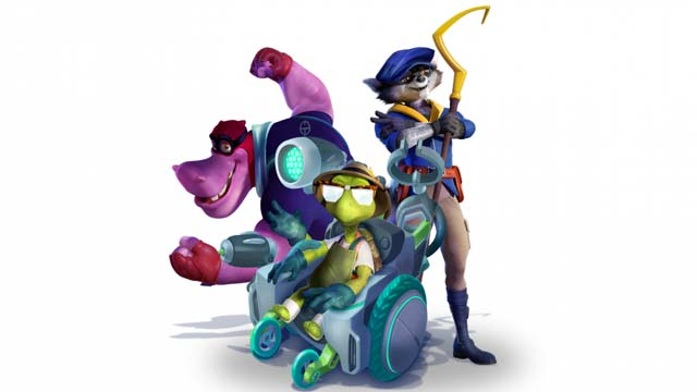 Sly-Cooper-TV-Show