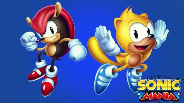 Sonic Mania_Mighty