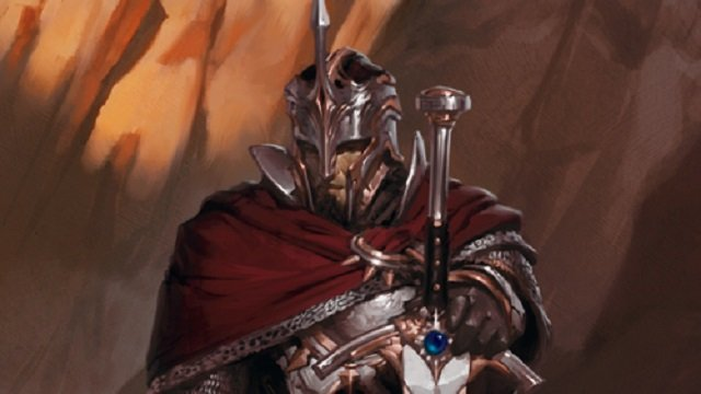 dungeons and dragons knight