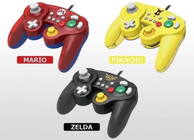 hori gamecube controller for switch