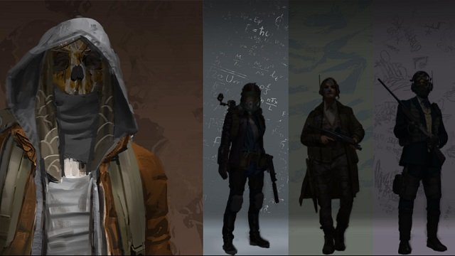 mavericks 1000 player battle royale character design dev update