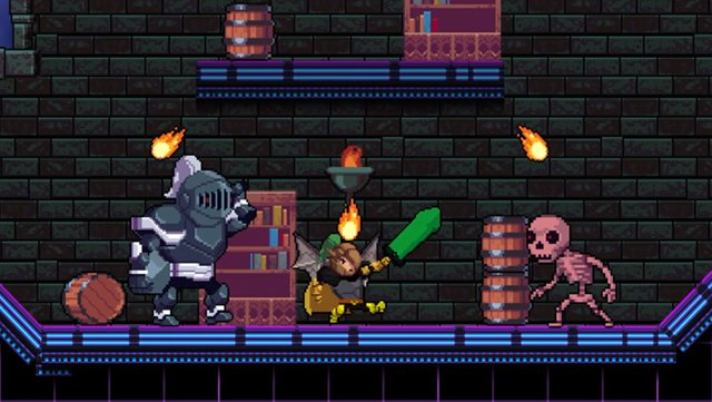 rogue legacy update