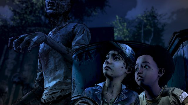 the walking dead trailer final season teases end clementines journey