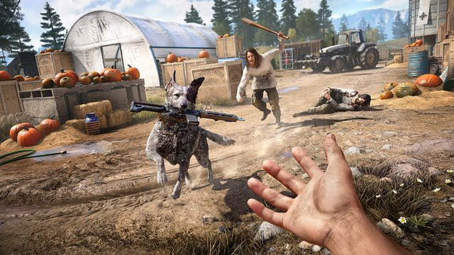 Far Cry 5 New Game Plus Update