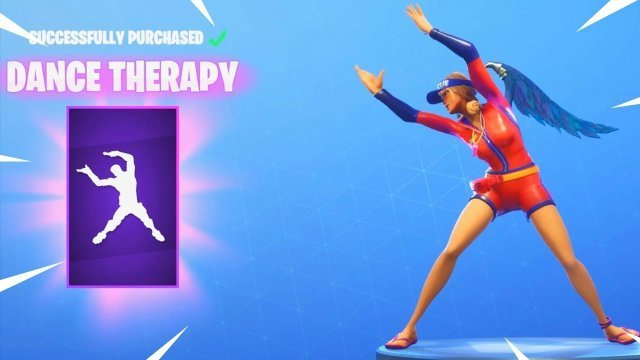Fortnite Dance Therapy Emote How To Get The Fortnite Dance Therapy Emote Gamerevolution See more ideas about fortnite, dance, wind sock. the fortnite dance therapy emote