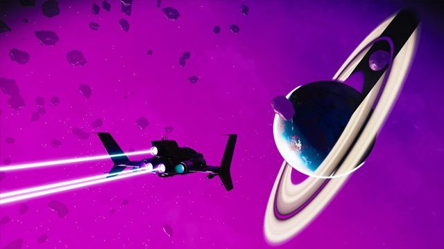 No Man's Sky Update 1.54, mediocre games