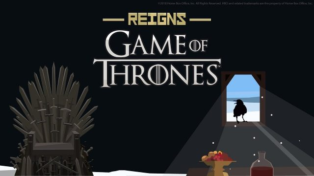 Reigns Game of Thrones Collab