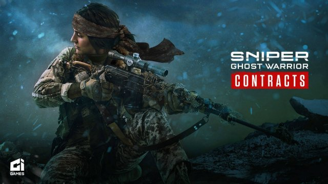 Sniper Ghost Warrior Contracts CI Games