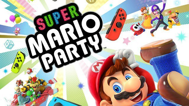 Super Mario Party Gamescom 2018 640x360