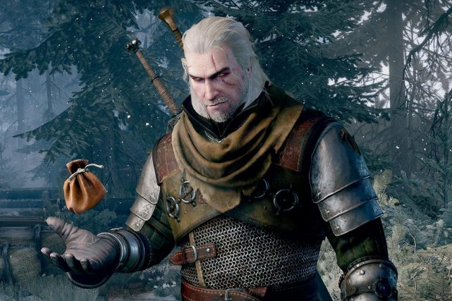 The Witcher Netflix Leaks