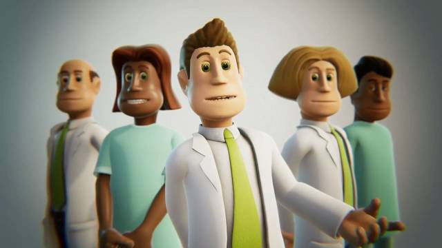 Two Point Hospital Hotfix, Summer 2018 Games