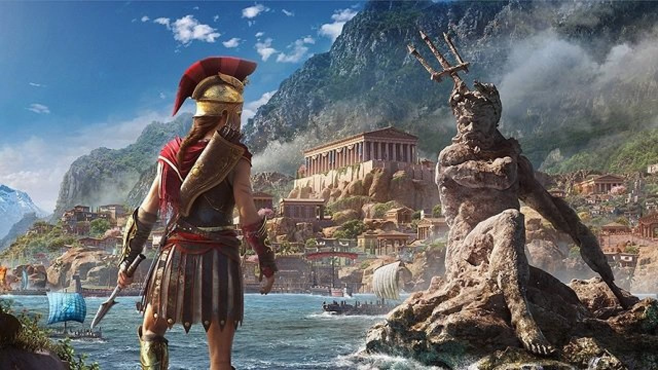 Rumor Assassins Creed Odyssey Atlantis Dlc Expansion Coming In