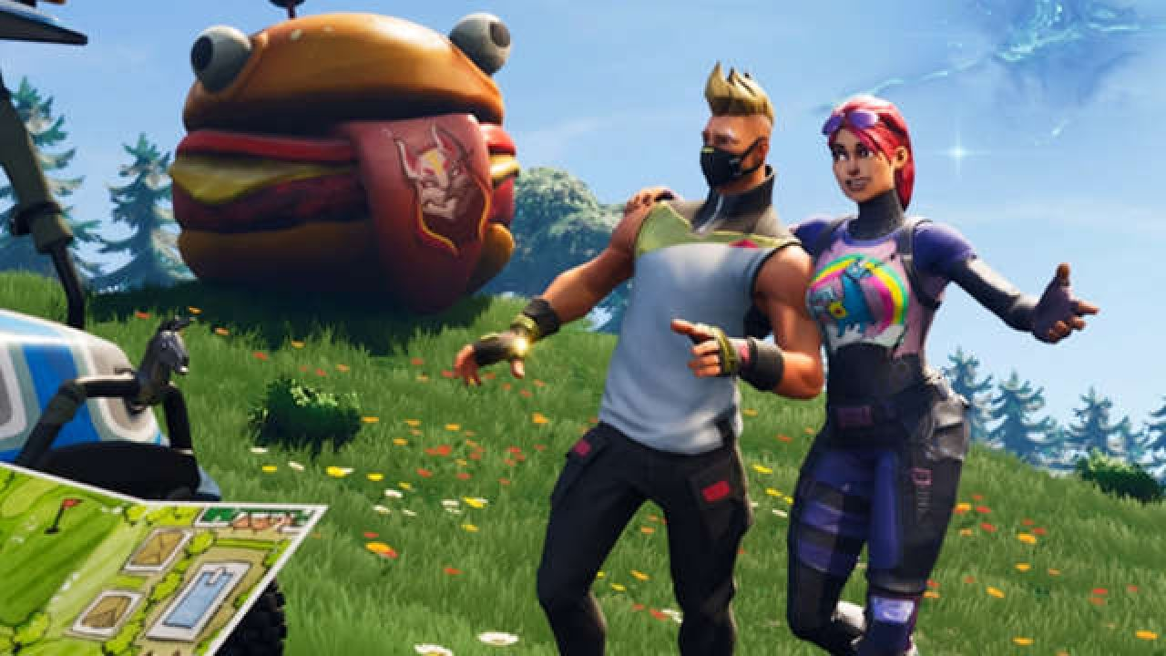 Timed Trials Locations On Fortnite Fortnite Time Trials Locations Season 6 Week 3 Gamerevolution