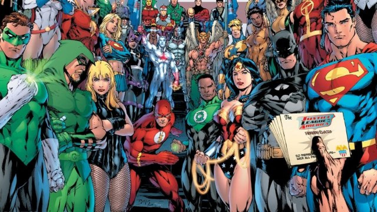DC Universe Streaming Service Release Date Announced - GameRevolution