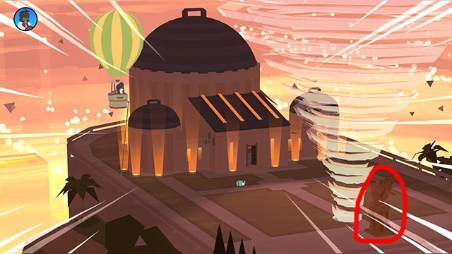Donut County How to Destroy Trash King's Monument