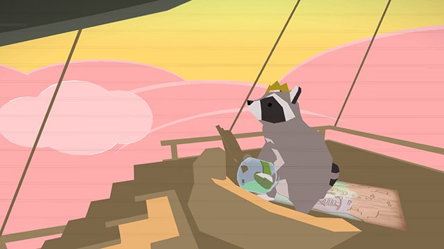 Donut county How to Find Trash King's Secret Getaway Vehicle