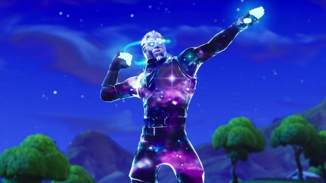 fortnite galaxy skin without samsung