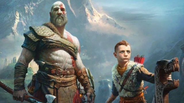God of War best game 2018