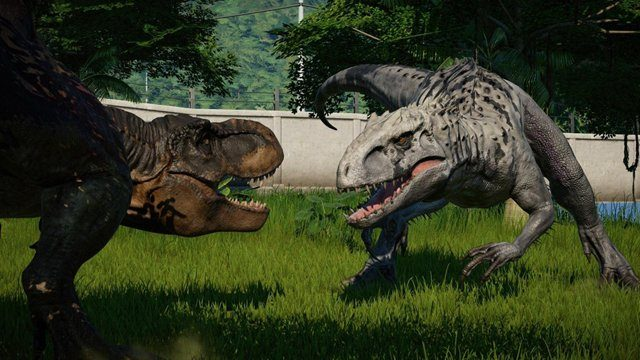 jurassic world evolution best games of 2018
