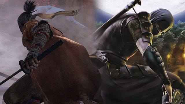 sekiro shadows die twice nearly new tenchu game from software confirms