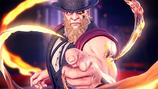 street fighter 5, mediocre games