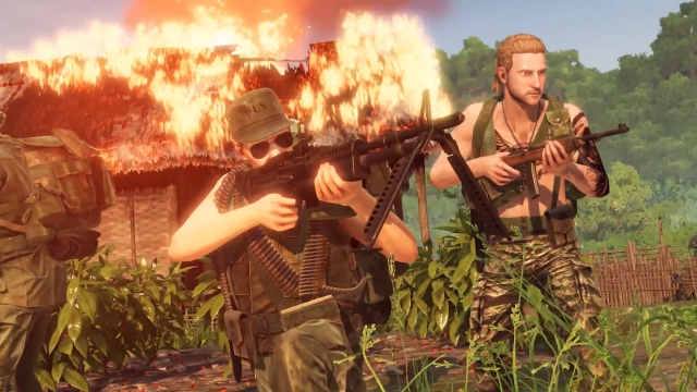 Rising Storm 2: Vietnam gets a multiplayer campaign mode.