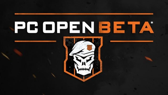 Call Of Duty Black Ops 4 Blackout Open Beta