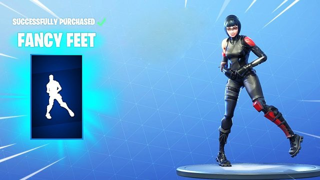 Fortnite Fancy Feet