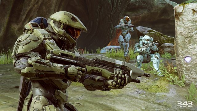 A Halo 5 PC version has been denied my Microsoft.