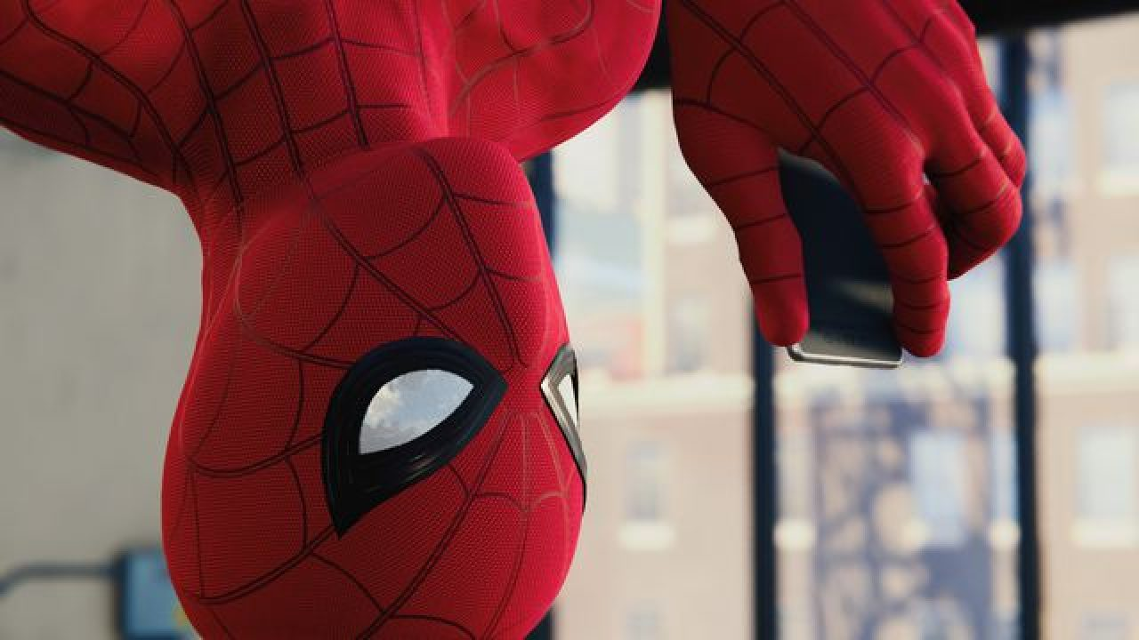 Spider Man Ps4 Photo Mode How To Use It Gamerevolution