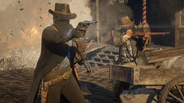 Red Dead Redemption 2 Switch