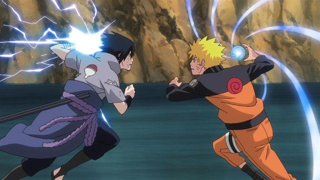 Greatest Anime Fights