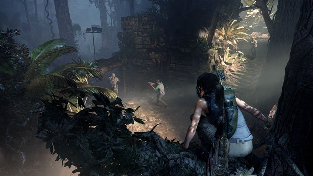 Shadow of the Tomb Raider Nine Strides Outfit