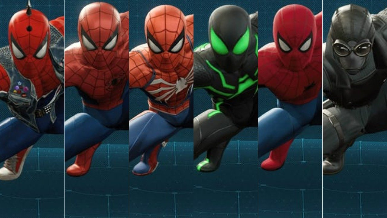 Spider-Man PS4 Suits List: All Costumes and Suit Powers - GameRevolution