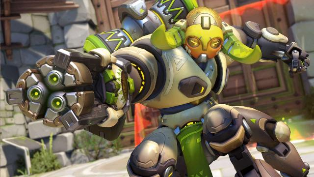 Syncing Data with Overwatch