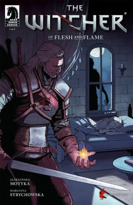 The Witcher Comic
